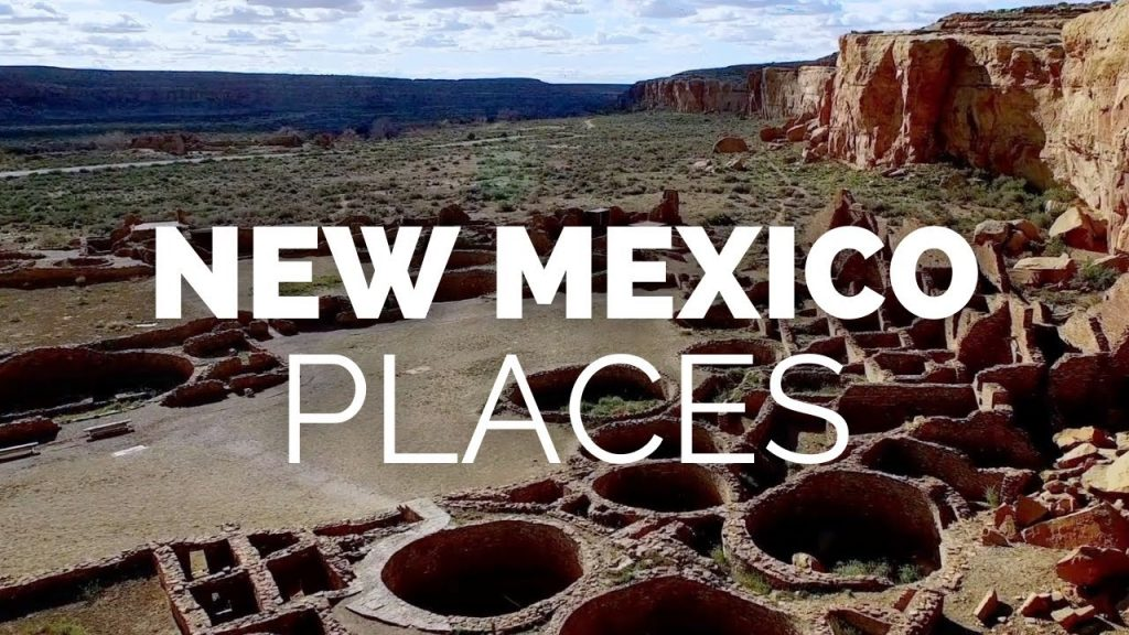 10 Best Places to Visit in New Mexico – Travel Video