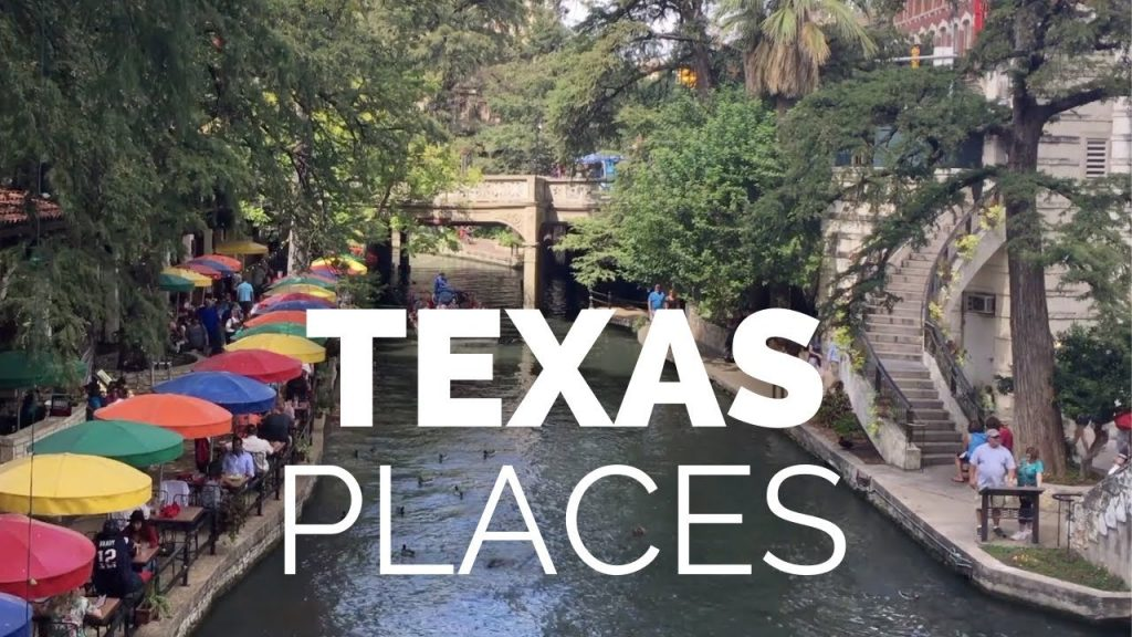 10 Best Places to Visit in Texas – Travel Video